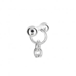 Rebeligion Damen-Charms Add Ons Rebeligion Rocks Silber Silber 925/Sterling150057371001