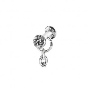 Rebeligion Damen-Charms Add Ons Rebeligion Rocks Silber Silber 925/Sterling150057471001