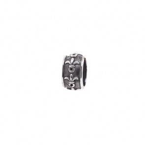 Rebeligion Damen-Charms Add Ons Black Rock Silber, Schwarz Silber 925/Sterling150103571001