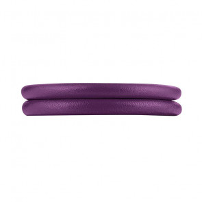 Rebeligion Damen-Armband Leather Violett  18.5 cm 801000001003M