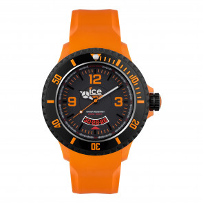 Ice-Watch Herren-Armbanduhr Kunststoff Orange DI.OE.XB.R.11