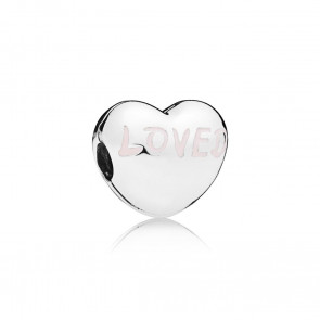 Pandora Loved Heart Charm 797807EN124