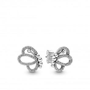 Pandora Butterfly Outlines Ohrstecker 297912CZ