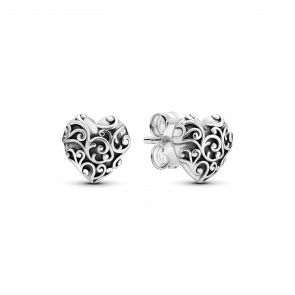 Pandora Regal Hearts Ohrstecker 297693
