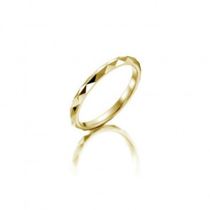 Rubin Memoire-Ring ALL24 - Gelbgold