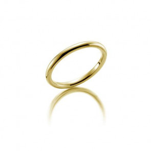 Rubin Memoire-Ring ALL32 - Gelbgold