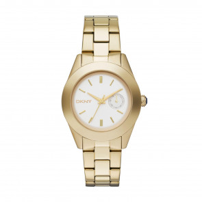 DKNY watch stainless steel gold NY2132