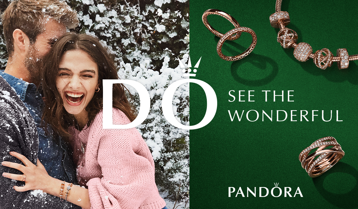 The new collection Pandora 2017